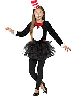 Dr Seuss Cat in The Hat Tutu + Free Gift