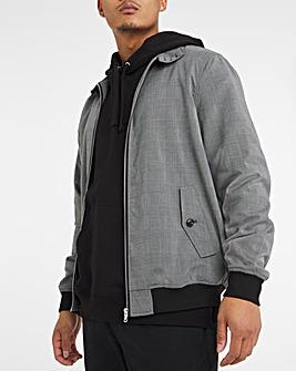 Check Harrington Jacket