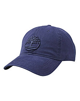 Timberland Soundview Cotton Canvas Baseball Cap