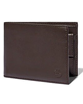Timberland Leather Bifold Wallet