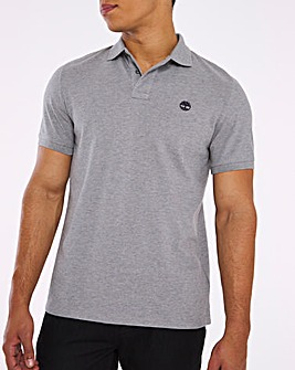 Timberland Short Sleeve Millers River Pique Polo