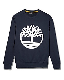 Timberland Tree Logo Crew Sweat