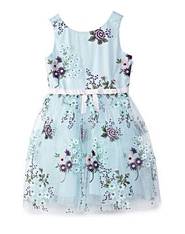 Yumi Girl Spring Blossom Prom Dress