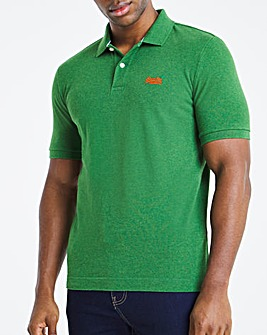 Superdry Classic Short Sleeve Pique Polo