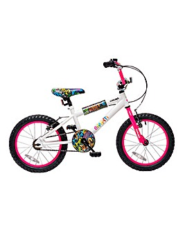 Concept Graffiti Girls BMX