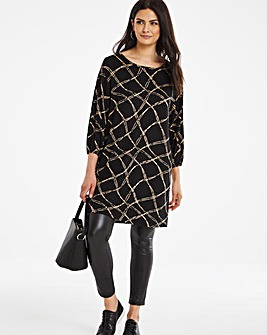 3/4 Volume Sleeve Tunic