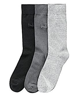 Pringle Pack of 3 Socks