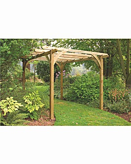 Forest Ultimate Pergola