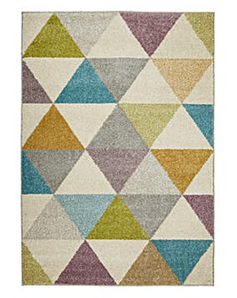 Malmo Wool-Effect Rug