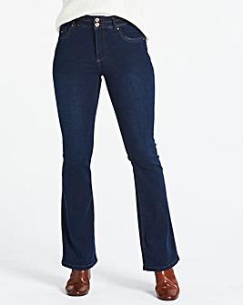 Petite Shape & Sculpt Bootcut Jeans