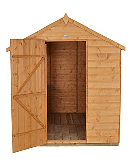 Forest 8x6 Shiplap Shed with Window
