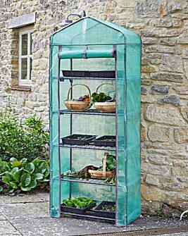 Classic 5 Tier GroZone Greenhouse