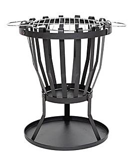 La Hacienda Curitiba Fire Basket