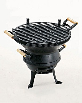 Landmann Grill Chef Barrel Barbecue