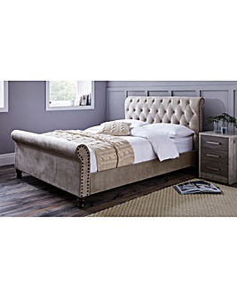 Kingsley Fabric Bedstead