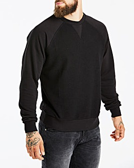 Jacamo Loopback Panel Sweat Long