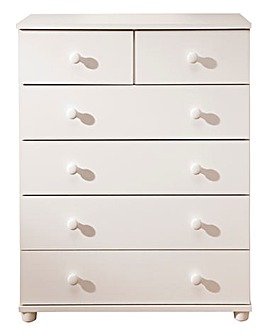 Aspen 4 Plus 2 Drawer Chest