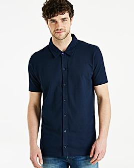 Jacamo Short Sleeve Jersey Shirt Regular