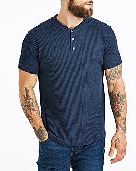 Jacamo Muscle Baseball Polo Long