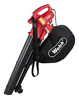 Webb Dynamic 3000W Corded Blower Vac