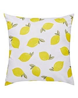 Lemons Outdoor Cushion