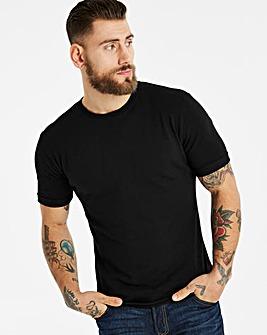Pique Muscle Fit T-Shirt Long