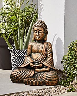 La Hacienda Large Seated Buddha