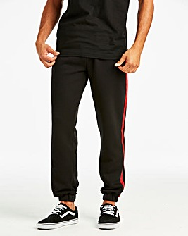 Jacamo Side Stripe Joggers