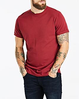 Pique Muscle Fit T-Shirt