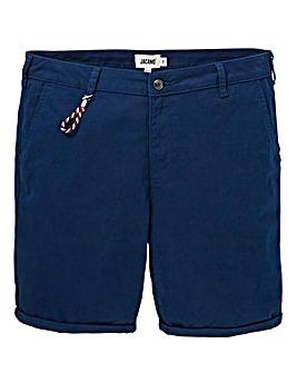 Jacamo Turn Up Pendant Chino Shorts