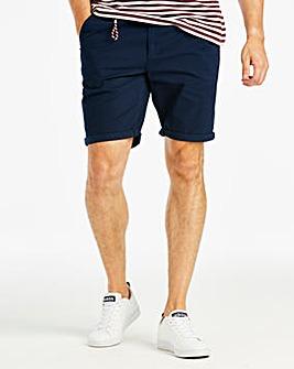 Turn Up Pendant Chino Shorts