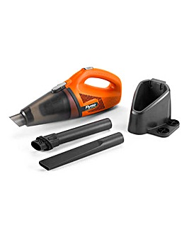 Flymo SimpliVac Cordless Wet and Dry Home and Garden Vac