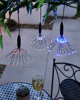Smart Garden Triple Starburst Lights