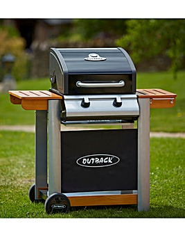 Outback Spectrum 2 Burner Gas BBQ