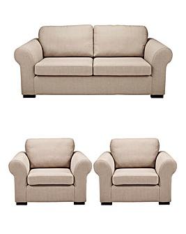 Pendleton 3 Seater Plus 2 Chairs