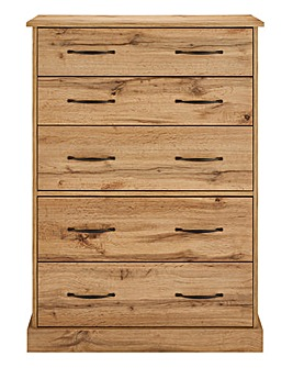 Hartland 5 Drawer Chest