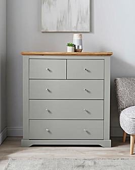 Hampton 3+2 Drawer Chest