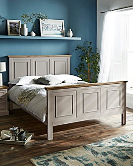 Ashdawn Bedstead with Memory Mattress