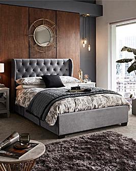 Rochelle Storage Bed Memory Mattress