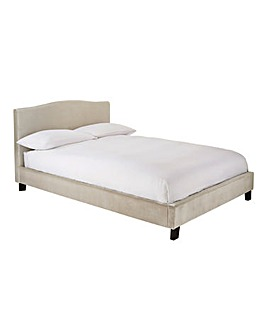 Ariana Fabric Bedstead Quilted Mattress