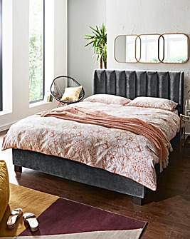 Porto Fabric Bedstead