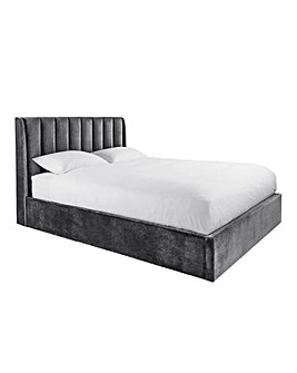 Porto Storage Bedstead Memory Mattress