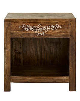 Joe Browns Animal Side Table