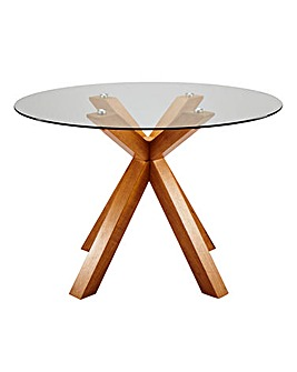 albany circular dining table | j d williams Circular Dining Table