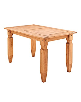 Corona Pine Rectangular Dining Table