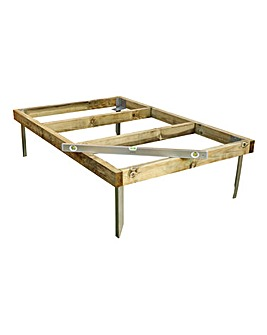 Mercia 6x4 Wooden Shed Base