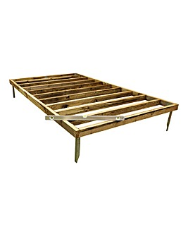 Mercia 10x8 Wooden Shed Base