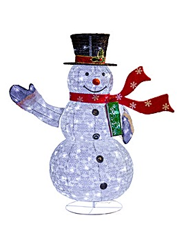 Collapsible Snowman