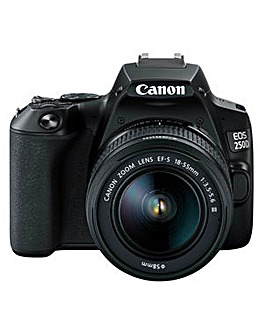 Canon DSLR Camera Body with DC Lens
