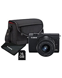 Canon EOS M200 Mirrorless Camera Kit